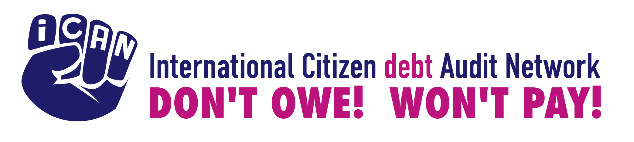 ICAN &#8211; International Citizen debt Audit Network